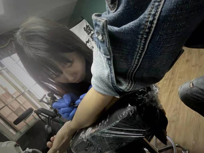想要在柳州纹身就找阿里纹身社