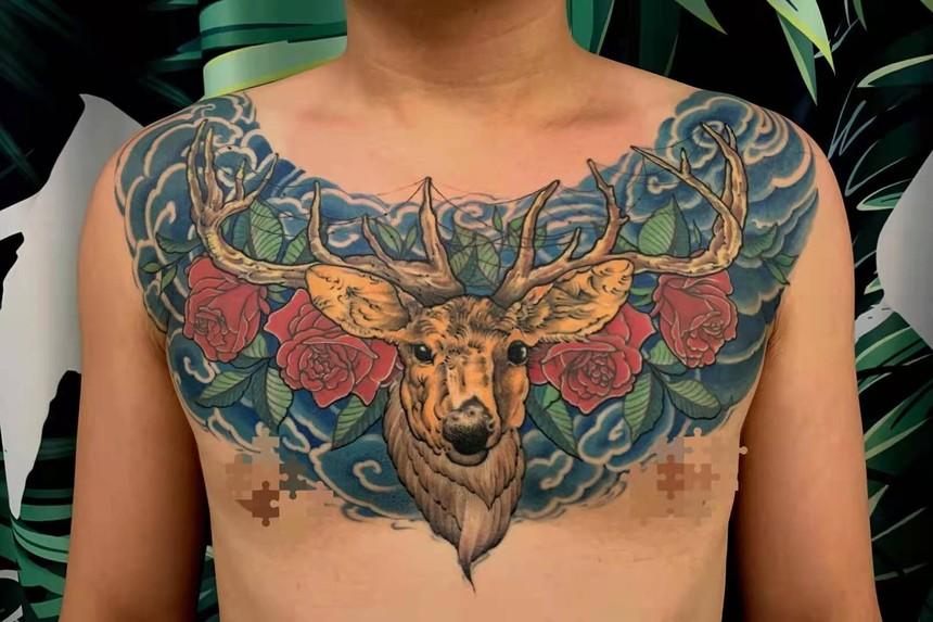 纹身刺青的注意事项