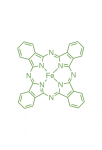 CAS:132-16-1;iron(II);phthalocyanine