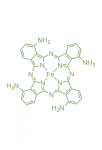 iron(II);1,8,15,22-tetra(amino)phthalocyanine