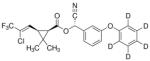 λ-Cyhalothrin-(phenoxy-d5)