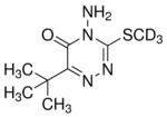 Metribuzin-(S-methyl-d3)