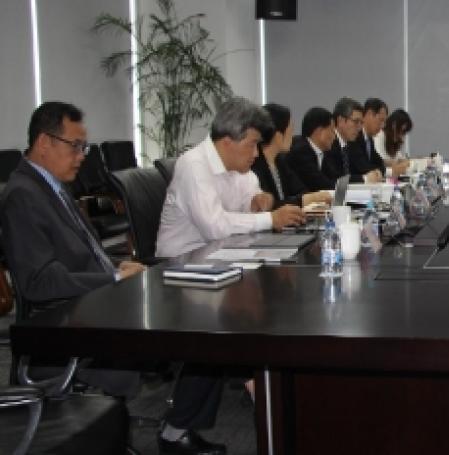 中远关西召开2019年第一次董事会