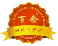 瀘州百念酒logo