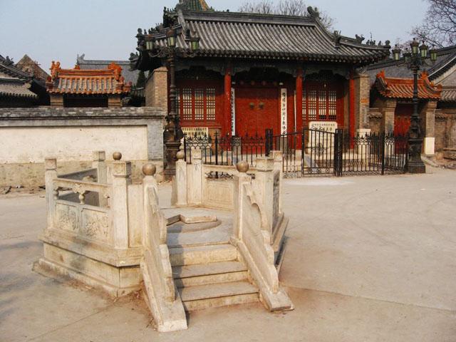 河北沧州新桥(古泊头)卫运河堤外有三井1.jpg