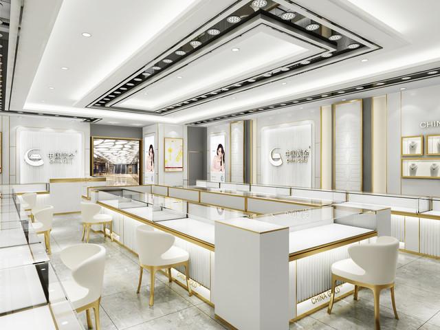 中国黄金富民购物广场店即将盛大开业急招