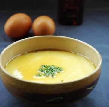 蒸蛋要放热水还是冷水和热水