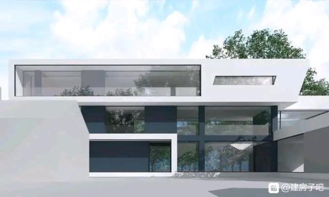 现代别墅设计,前卫别墅设计,建筑设计