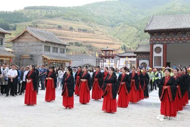岢岚县全域旅游示范区创建暨第三届宋家沟乡村旅游季盛大启动
