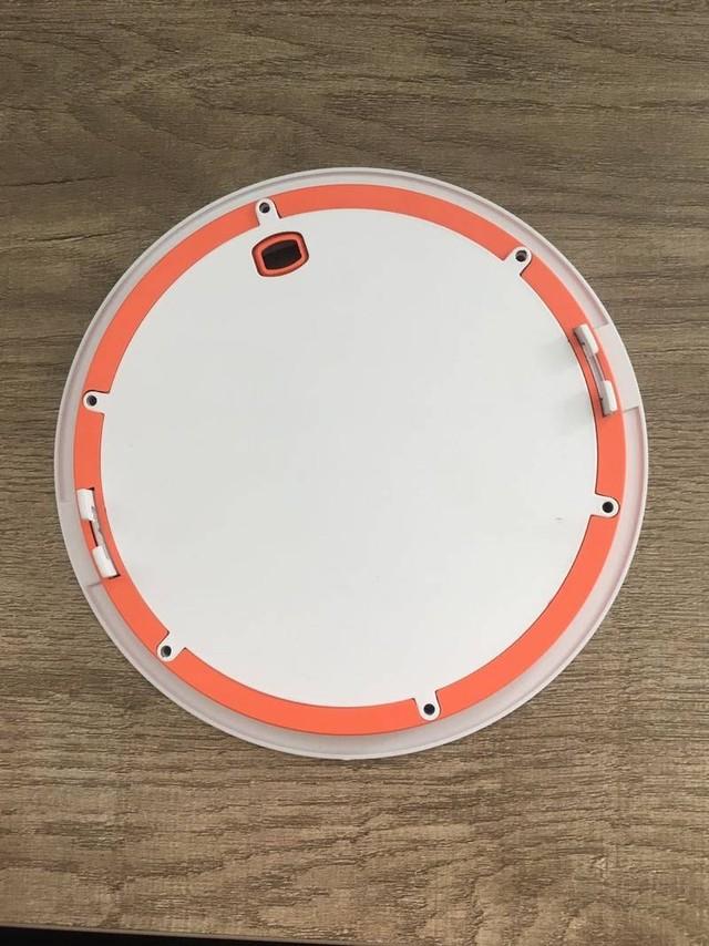 求购如图面板吸顶灯具配件,3w,6w,12w,18w,旁边的橙色胶圈需