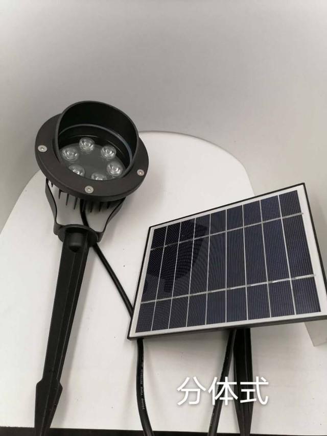 采购太阳能射树灯,100套