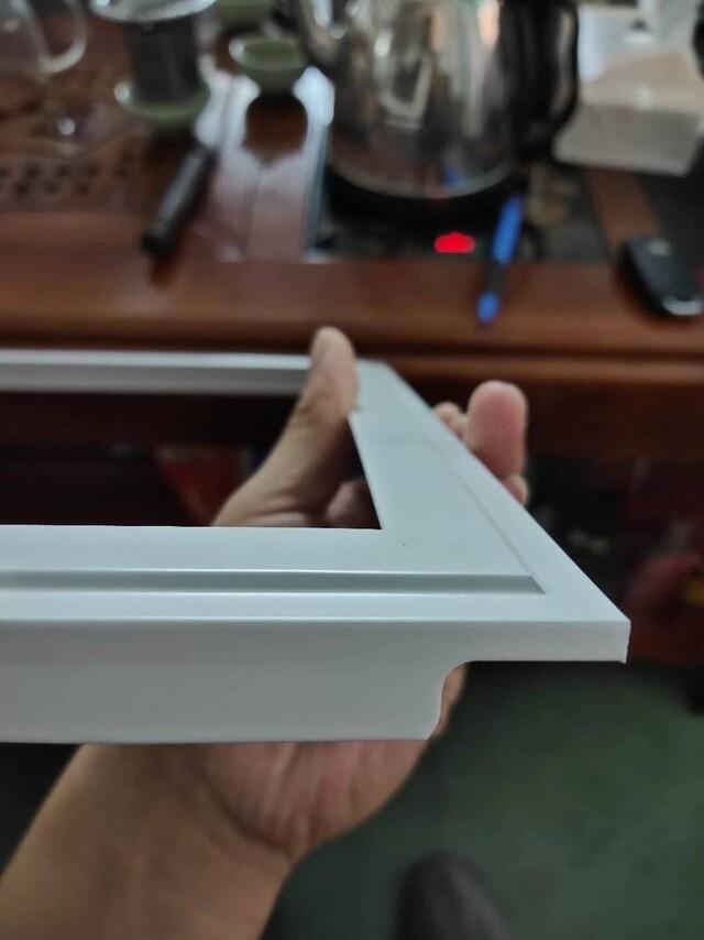求购这款平板灯铝框,IP68防水