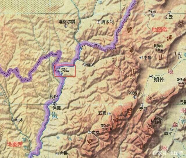 在山西省有个县,号称金鸡一叫鸣三省。当地有个比较夸张的说法,