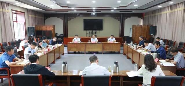 我县举办《省委楼阳生书记在中共山西省委十一届十次全体会议上的讲话精神》学习研讨班
