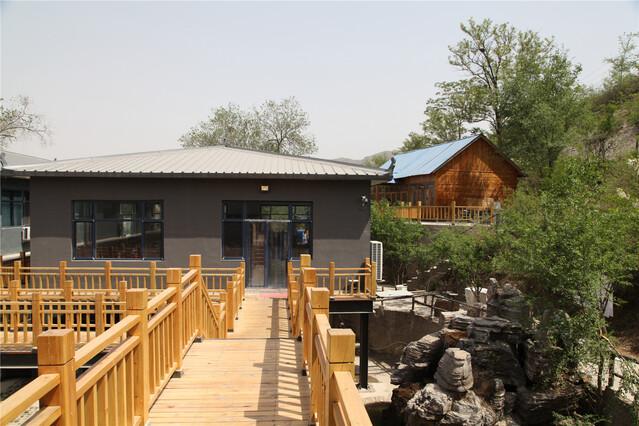 安川农家院位置很好,距离易水湖很近,家常菜可口,量大,还不贵