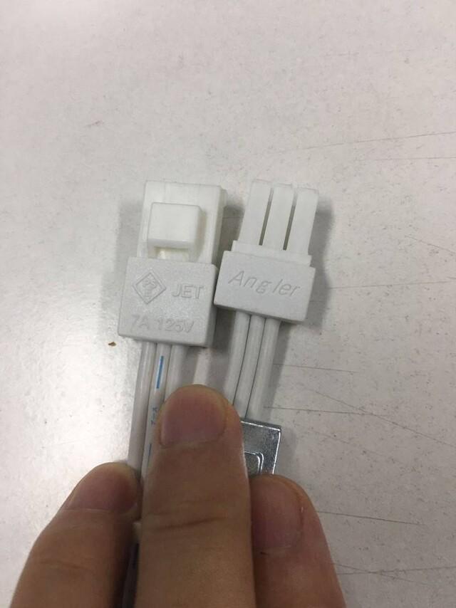寻找JET连接线,跟图片一样的