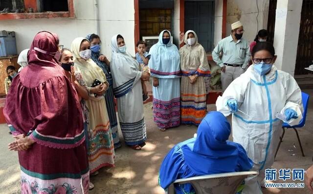 ●据香港《文汇报》报道,17日,印度单日新增23万人确诊感染新冠
