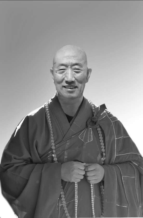 五台山金阁寺住持广济老和尚示疾圆寂,世寿七十三岁