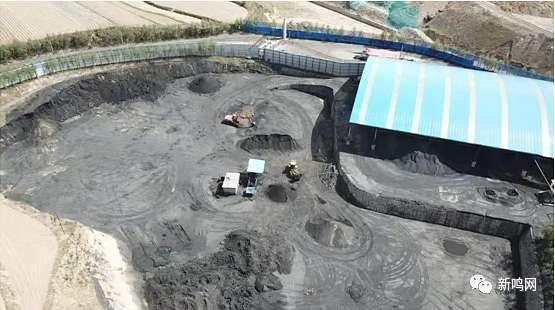 网曝山西岢岚县高家会乡隆鑫洗煤厂存在长期的污染,为何无人发声