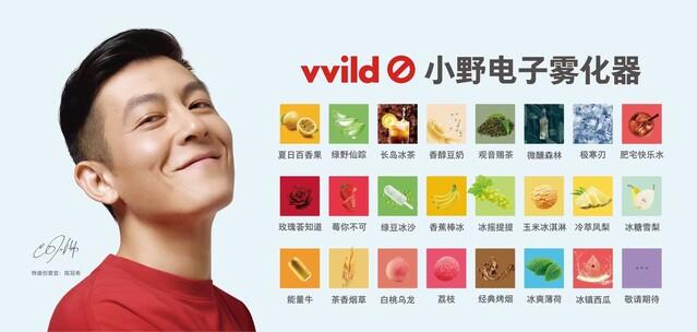 vvild小野新口味哪个好抽?